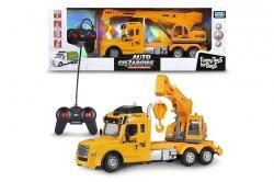 Auto ciężarowe na radio Dźwig Toys For Boys