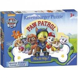 Puzzle 24 elementy Gigant Psi Patrol