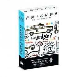 Karty Waddingtons No.1 Przyjaciele
