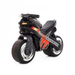 Jezdźik motor czarny