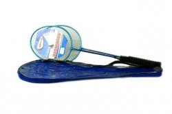 Badminton w pokrowcu plus lotka