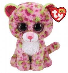 Maskotka TY Beanie Boos różowy leopard 15 cm
