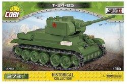 Klocki HC WWII T-34-85