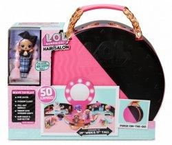 L.O.L. Surprise Salon piękności z lalką  J.K. (Prim) 5w1