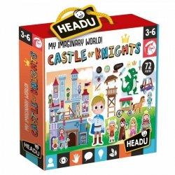 Układanka HEADU Zbuduj zamek rycerzy