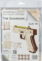 Puzzle 3D Pistolet The Guardian GLK-19