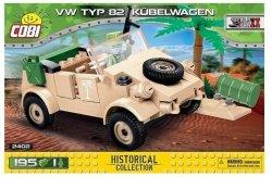 Klocki VW typ 82 Kübelwagen