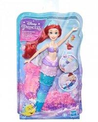 Lalka Disney Princess Rainbow Tęczowy ogon Syrenki Arielki
