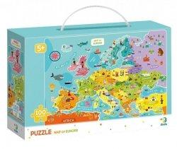 Dodo Puzzle Mapa Europy