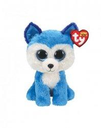 Maskotka TY Beanie Boos Husky Prince niebieski 15 cm