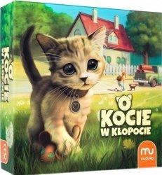 Gra O Kocie w Kłopocie
