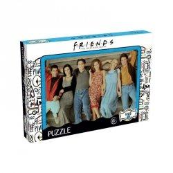 Puzzle Przyjaciele Schody 1000 elementów