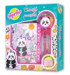 Pamiętnik na szyfr panda
