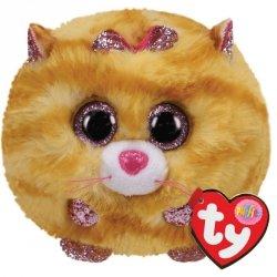 Maskotka TY Puffies Kot żółty - Tabitha