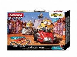 GO!!! Tor wyścigowy Minionki Minions Kart Racing 4,3m