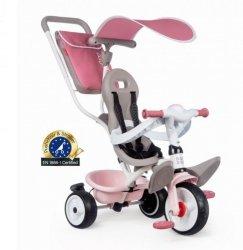 Rowerek Baby Balade różowy