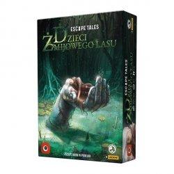 Gra Escape Tales Dzieci Żmijowego Lasu