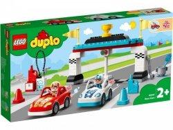 Klocki DUPLO 10947 Samochody wyścigowe