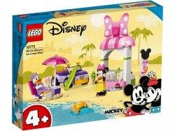 Klocki Mickey and Friends 10773 Sklep z lodami Myszki Minnie