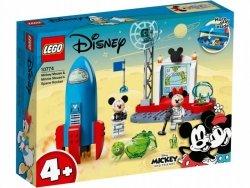Klocki Mickey and Friends 10774 Kosmiczna rakieta