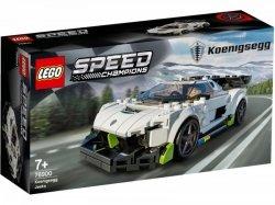 Klocki Speed Champions 76900 Koenigsegg Jesko