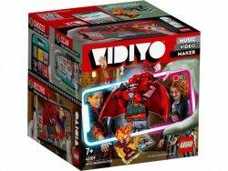 Klocki VIDIYO 43109 Metal Dragon BeatBox