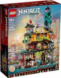 Klocki Ninjago 71741 Ogrody miasta Ninjago