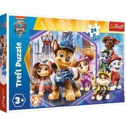 Puzzle 24 Maxi Bohaterowie na straży Psi Patrol