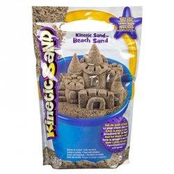 Piasek kinetyczny Kinetic Sand Plażowy Brązowy