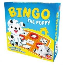 Gra Bingo z ringo piesek Bingo the Puppy