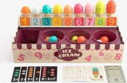 Zabawka edukacyjna Top Bright Lodziarnia - Nauka liczenia