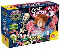 Zestaw naukowy Crazy Science Laboratorium Zwariowanej Anatomii