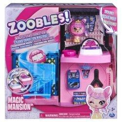 Zestaw z figurką Zoobles Magiczna Willa
