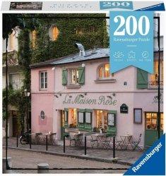 Puzzle 200 elementów Momenty, Paryż