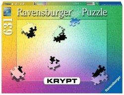 Puzzle 631 elementów Krypt Gradient