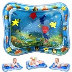 Dmuchana Mata Wodna Sensoryczna dla niemowląt 5726
