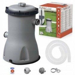Pompa filtrująca do basenów bestway 3028 l/h 58386 USZKODZONE OPAKOWANIE