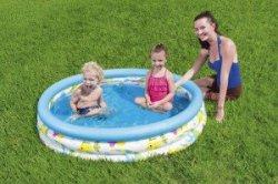 Nadmuchiwany basenik ogrodowy 140l 122x25cm 51009 USZKODZONE OPAKOWANIE