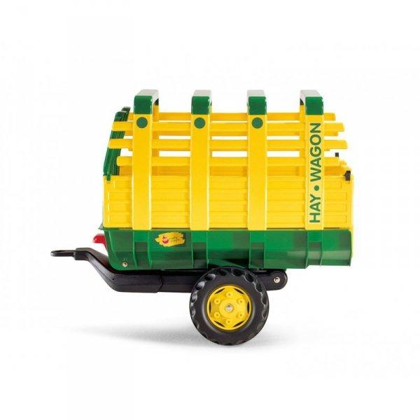 Rolly Toys rollyTrailer Przyczepa Hay Wagon