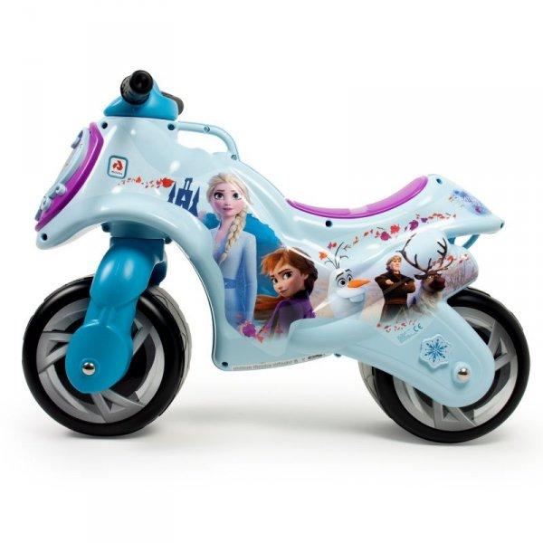 INJUSA Motorek Biegowy Jeździk Kraina Lodu Frozen