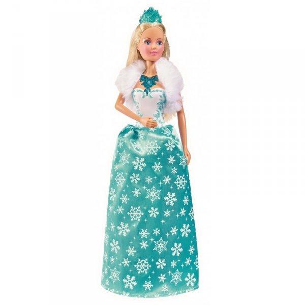 SIMBA Steffi Love Zimowa Świecąca Księżniczka