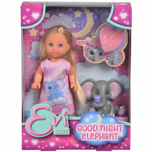 SIMBA Lalka Evi i jej magiczny słoń