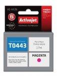 Tusz Activejet AE-443N (zamiennik Epson T0443; Supreme; 17 ml; czerwony)