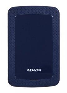 Dysk zewnętrzny HDD ADATA HV300 AHV300-1TU31-CBL (1 TB; 2.5; USB 3.1; 8 MB; 7200 obr/min; kolor niebieski)