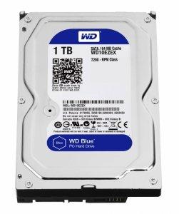 Dysk WD CAVIAR WD10EZEX_3M (1 TB ; 3.5; SATA III; 64 MB; 7200 obr/min)