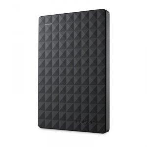Dysk zewnętrzny HDD Seagate Expansion STEA1000400 (1 TB; 2.5; USB 3.0; 5400 obr/min; kolor czarny)
