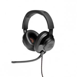 Słuchawki JBL QUANTUM 300 (przewodowe, nauszne, gamingowe)