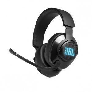 Słuchawki JBL QUANTUM 400 (przewodowe, nauszne, gamingowe)