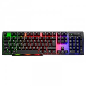 Klawiatura gaminowa KRUX Solar RGB