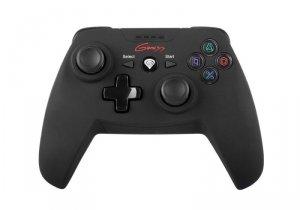 GENESIS PV58 Gamepad PC,Playstation 3 Analogowy Czarny